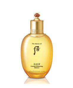 Nước cân bằng dưỡng ẩm Whoo Gongjinhyang Essential Moisturizing Balancer