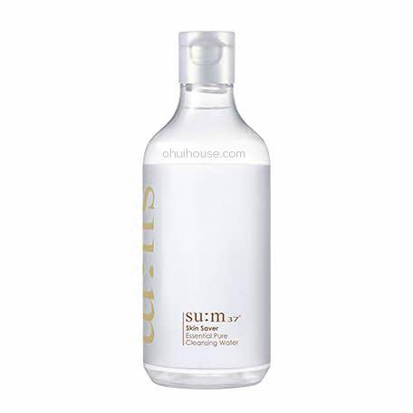 Nước tẩy trang 3 trong 1 Su:m37 Skin Saver Essential Cleansing Water