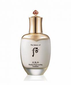 Sữa dưỡng tái sinh da Whoo Cheongidan Radiant Rejuvenating Emulsion