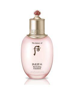 Sữa dưỡng Whoo Gongjinhyang:Soo Soo Yeon Hydrating Emulsion