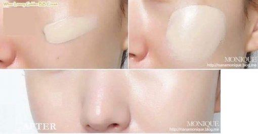 Kem BB trang điểm cao cấp Whoo Gongjinhyang Mi Luxury BB Cream SPF20/PA++