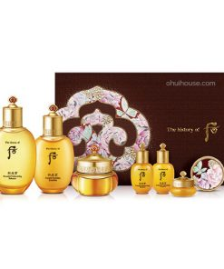 Bộ dưỡng da cao cấp Whoo Gongjinhyang Special Set (7 SP)