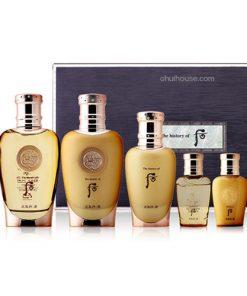 Bộ dưỡng da cho nam Whoo Cheongidan Hwa Yang Special Set (5 sản phẩm)