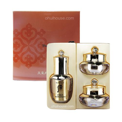 Bộ dưỡng tái sinh da Whoo Cheongidan Radiant Special Gift Set (3 SP)