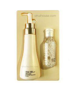 Bộ sữa rửa mặt Su:m37 Skin Saver Cleansing Special Set (2 SP)
