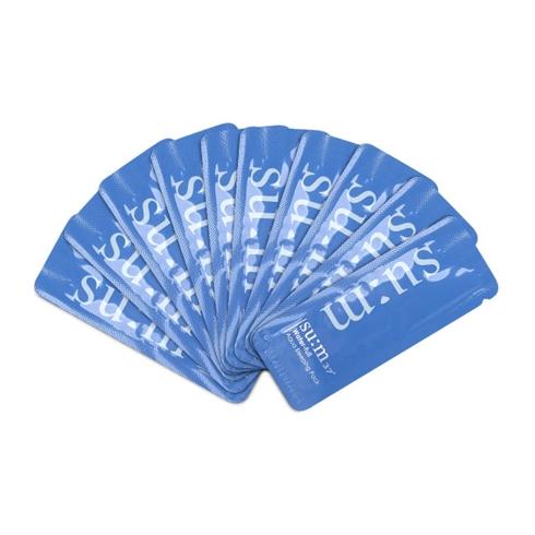 Set 10 gói Sample Mặt nạ ngủ bổ sung ẩm Su:m37 Water-full Aqua Sleeping Pack