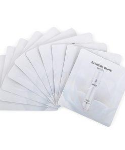 Set 10 gói Sample Tinh chất dưỡng trắng da Ohui Extreme White Serum