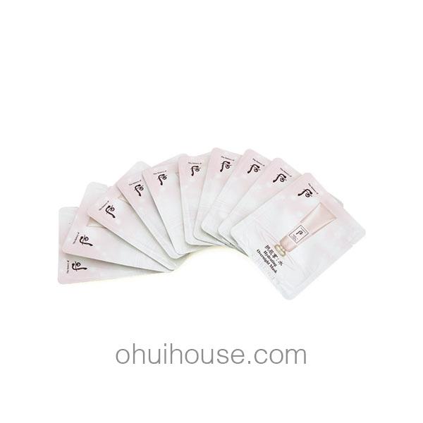 Set 10 gói Sample Mặt nạ ngủ Whoo Hydrating Overnight Mask