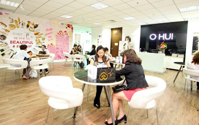 Văn phòng tiếp khách OHUI