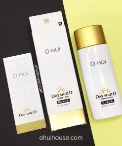 Kem chống nắng OHUI Day Shiled Perfect Sun Black SPF50+/PA+++ (80ml)