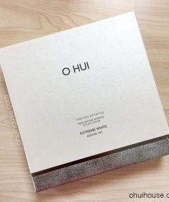 Hộp Trọn Bộ dưỡng trắng da chuyên sâu OHUI Extreme White Special Set Intensive Whitening (6 SP)