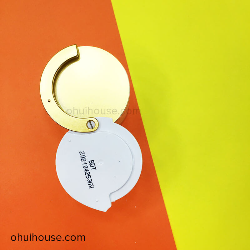 Đáy gương OHUI Day Shield Perfect Sun Powder SPF50+/PA+++