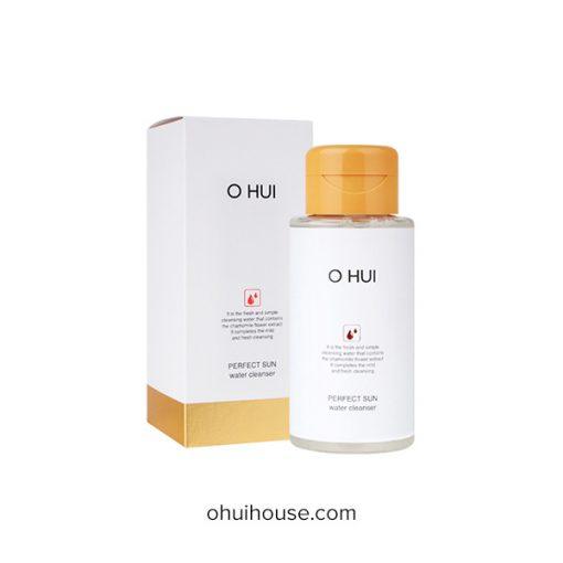Nước tẩy trang Ohui Perfect Sun Water Cleanser (300ml)
