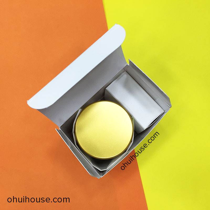 Review OHUI Day Shield Perfect Sun Powder SPF50+/PA+++