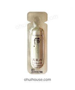 Sample tinh dầu đặc trị nếp nhăn Whoo Cheongidan Wild Ginseng Facial Oil