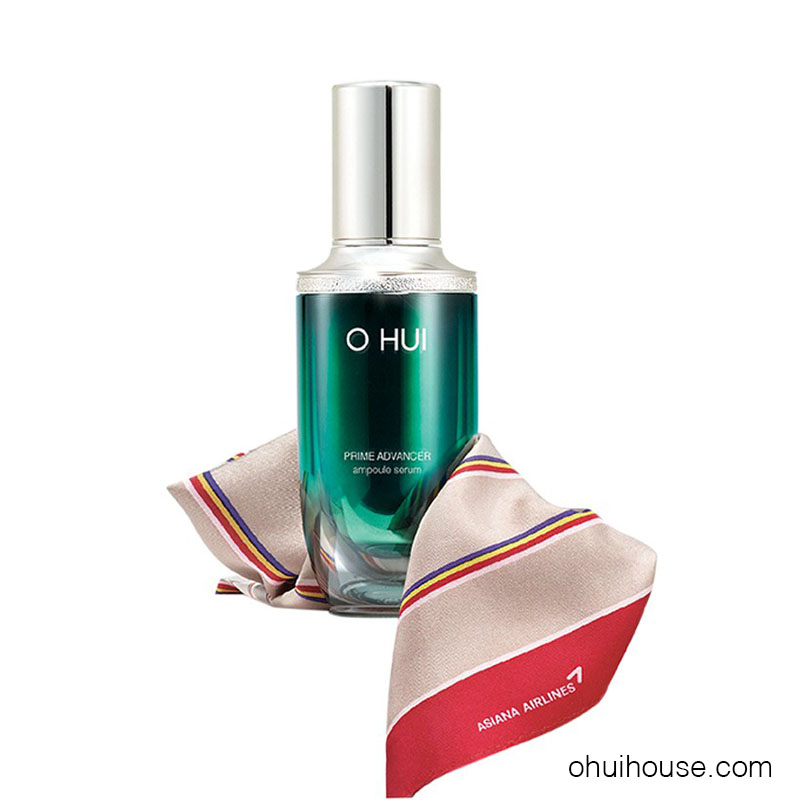OHUI Prime Advancer Ampoule Serum ASIANA AIRLINES