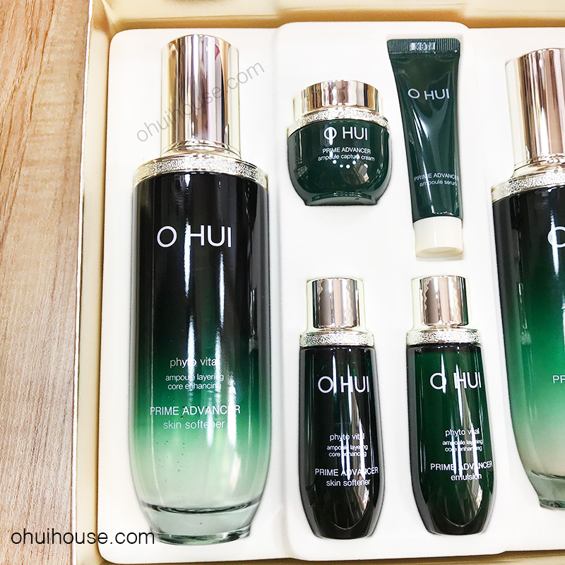 Nước hoa hồng Ohui Prime Advancer Skin Softener (150+20ml)