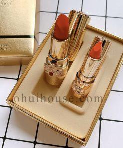 Giới thiệu bộ son lì siêu mềm mịn OHUI The First Geniture Lipstick Special Set