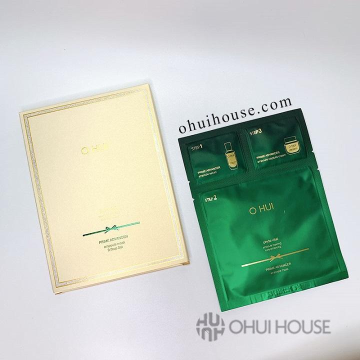 Mặt nạ dưỡng da OHUI Prime Advancer