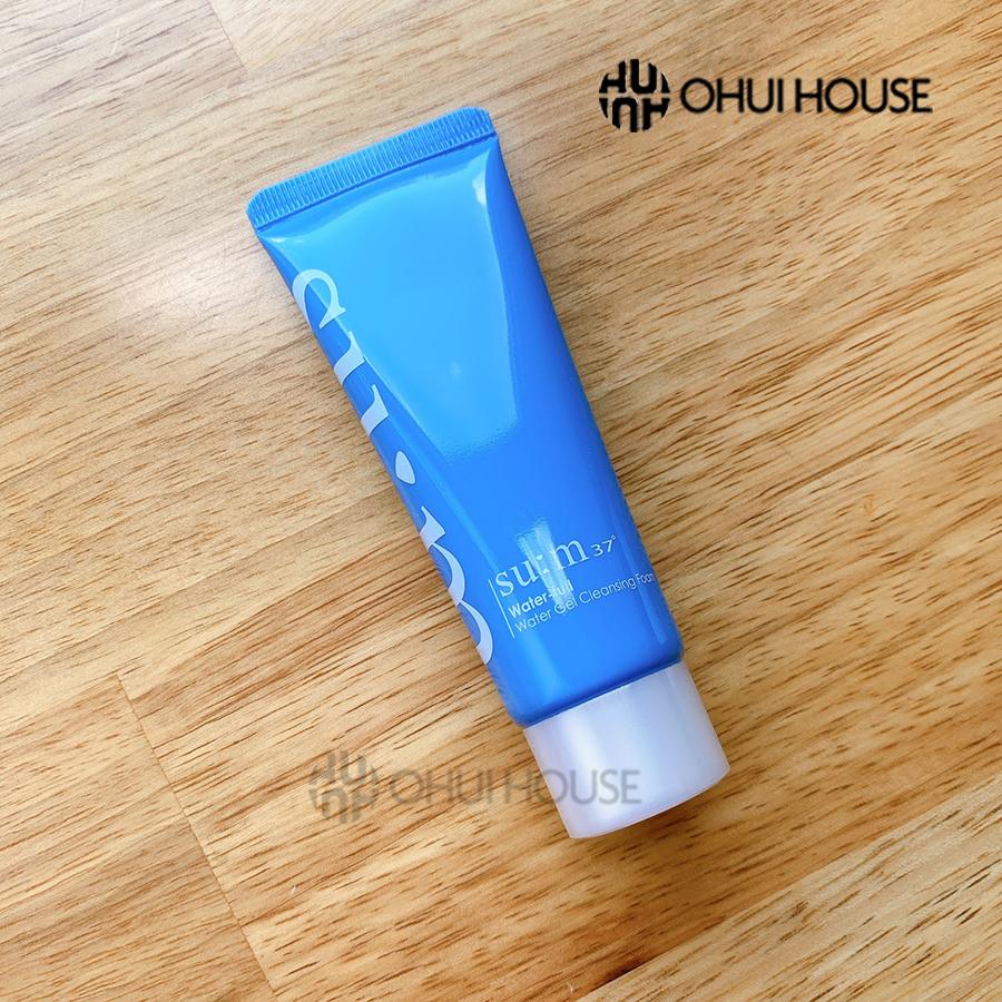 Sữa rửa mặt cấp ẩm chuyên sâu Su:m37 Water-full Gel Cleansing Foam 40ml