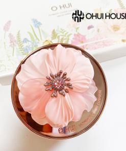 Phấn Nước Ohui hoa hồng Ultimate Cover Cushion