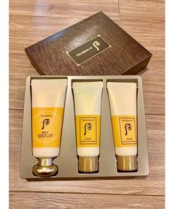 Kem chống nắng Whoo Jin Hae Yoon Sun Cream SPF50+/PA+++ Special Set