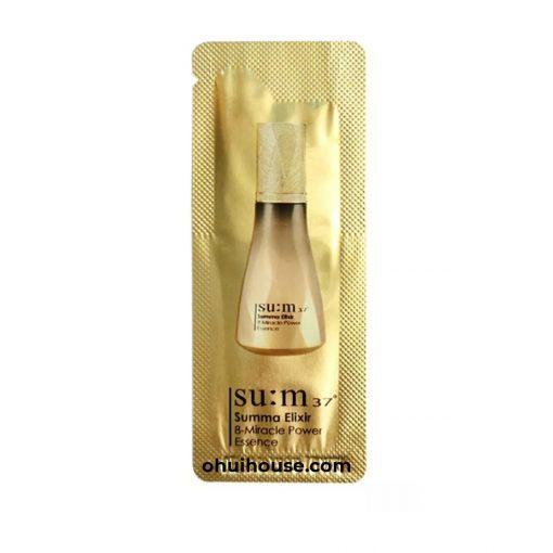 Tinh chất vàng Siêu Dưỡng Chất chống lão hóa 8 in 1 Summa Elixir 8-Miracle Power Essence thế hệ mới