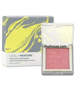 Phấn Má Hồng VDL Expert Color Cheek Lighter 4.9g No. 02-Coral màu hồng cam
